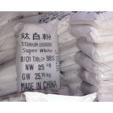 Titanium Dioxide (Molecular Formula: TiO2)