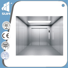 Ce Approved Speed 0.5m/S Steel Painted Freight Elevator