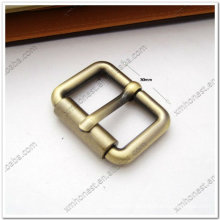 Hebilla de metal personalizada para el bolso y cinturón