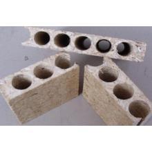 Panneau de particules acryliques tubulaires de haute qualité pour le noyau de la porte