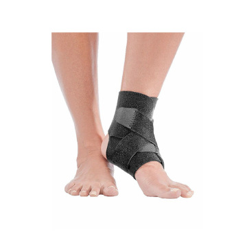 Sangle de support de cheville de tendon d'Achille élastique ajustable