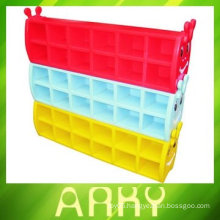 Kids Colored Plastic Shoe Rack For Indoor                                                                         Quality Choice