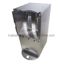 Boîtier métallique de fabrication de tôle de précision