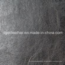 Good Colour Fastness Furniture Leather (QDL-50304)