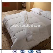 Factory Wholesale Super King Bedding Comforter Sets Hotel Goose Down Duvet