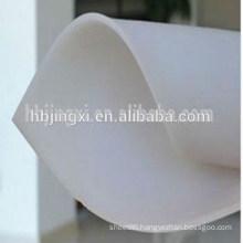 White Transparent Insulation Rubber Sheet