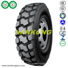 Wheels Heavy Truck Tire Mining Truck Tire off Road Tire (11.00R20, 12.00R20, 14.00R20, 14.00R24)