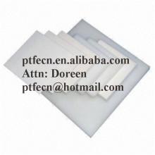 Hoja revestida del trazador de líneas 0.2mm de la categoría alimenticia de la fibra de vidrio de la fibra de vidrio de alta resistencia de PTFE