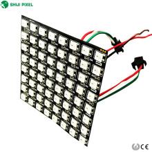 Entrada de DC5V de baja tensión direccionable de matriz flexible SK6812 5050 RGB