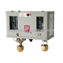 refrigeration system pressure control switch