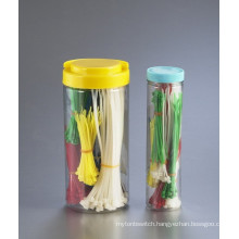 Colored Self-Locking Nylon Cable Ties