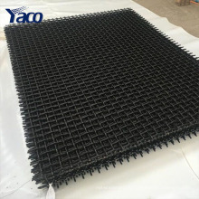 Écran de carrière Low Price Crimped mesh