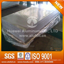Aluminum plate with different surfaces for different usage