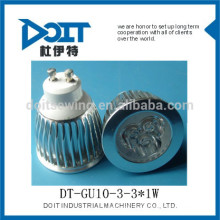 LED SPOT LIGHT DT-GU10-3-3 * 1W