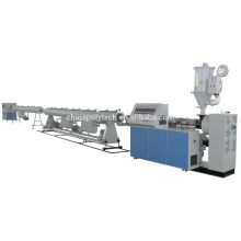 Nylon And TPU Pipe Extrusion Line /Pipe Range 6-32mm Compact Structure Plastic Pipe Extrusion Line
