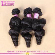 Top Qualité Naturel Couleur Vierge Russe Cheveux En Gros Pas Cher 7a Grade Russe Cheveux