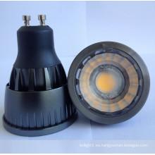 Nuevo CRI Pf 0.9 COB 5W GU10 Bombilla LED