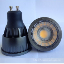 Nouveau CRI Pf 0.9 COB 5W GU10 LED Bulb