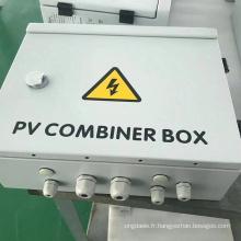 Boîte de jonction photovoltaïque intelligente