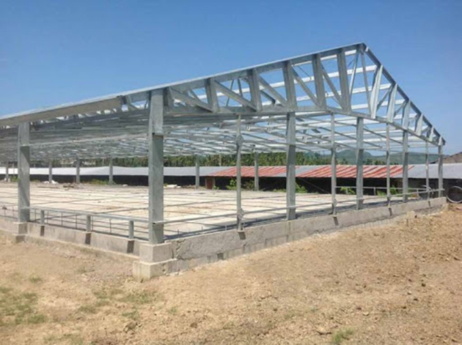 Warehouse Steel Structure Prefabricated