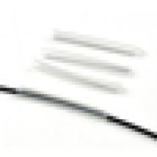 40mm / 45mm / 60mm de fibra óptica de emenda tubo termocontraível, tubo termoretráctil, manga térmica retrátil fibra nua da fábrica