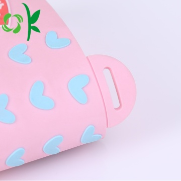 Silikon Pink Coffee Cup Sleeve Travel Mug Sleeve