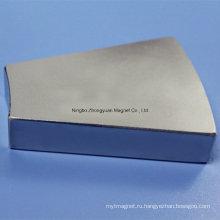 Неодимовый магнит для ветровой энергии с покрытием Zn