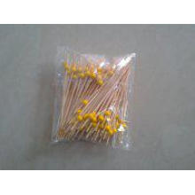 Rounded Bead Bamboo Stick/ Skewer