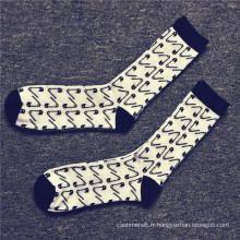 Chaussettes Happy Cotton pour Homme avec Motif Pin (MA032)