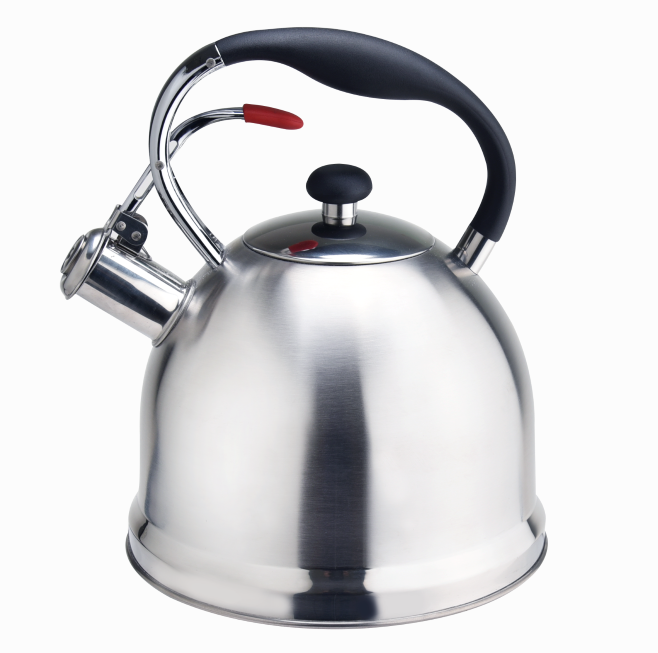 Whistling Induction Cooktop Tea Kettle 405