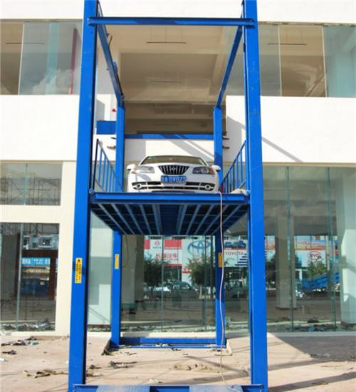 Garage Hoist Ce