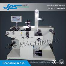 Economic Type Sticker Label Slitting&Rotary Die Cutting Machine