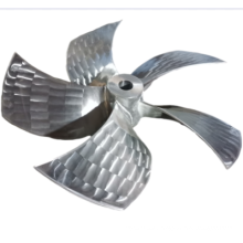 Solas boat stainless steel fix pitch propeller marine vessel ship propeller