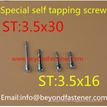 Special Screw Special Bolts Self Tapping Screw