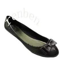 Sapatos de balé para mulher nova venda