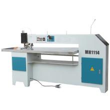 Massivholz Möbel / Tischlerplatten / Coreboard Fugen / Nähmaschine