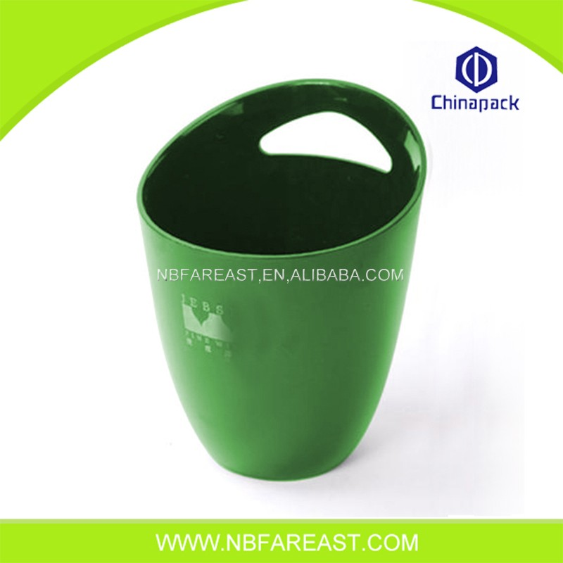 Newest fashion custom aluminium ice buckets