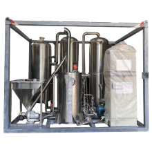 biogas purification Wet desulfurization, patented product
