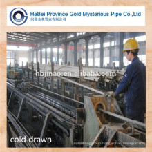 Cold Drawn Pipe and Tube Steel for hydro-cylider