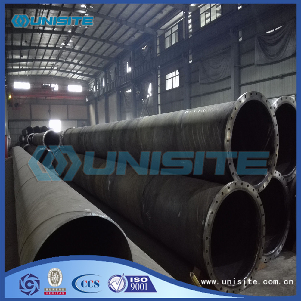 Spiral Round Large Diameter Steel Pipe for sale