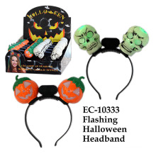 Funny Flashing Halloween Headband Novelty Toy