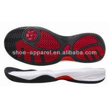 2013 shoe sole manufacturers tennis shoe sole for sale
