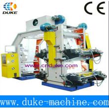 Machine d'impression en plastique Flexgraphic PE de bonne qualité (série YT)