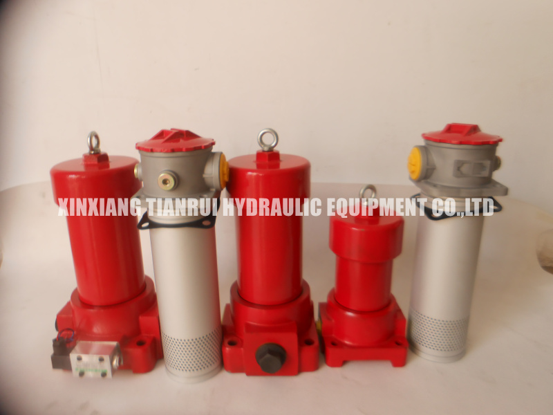 Hydraulic System Tank Return Oil Filter RFA-160x10LY. RFA series return Filters can be usd in Hydraulic System for fine filtration.