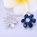 New jewelry 2018 flower brooch style wholesale jewelry for girls