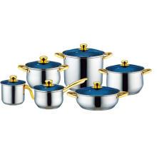 Набор посуды из нержавеющей стали с молоком