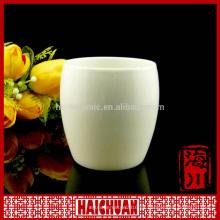 HCC de alta calidad de doble pared térmica de cerámica taza de viaje