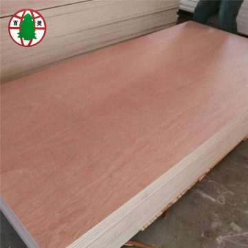 High Quality Poplar Core Bintangor Laminated Plywood
