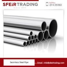Pièce d'acier inoxydable / tube tube d'acier inoxydable de haute qualité API 5l pour projet de pétrole et de gaz