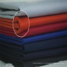 Raideur Touch usure du travail Polyester coton sergé
